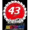 COKE NASCAR JOHN ANDRETTI BOTTLE CAP DX