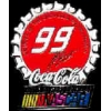 COKE NASCAR JEFF BURTON BOTTLE CAP DX