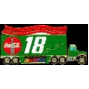 COKE NASCAR BOBBY LABONTE TEAM TRUCK DX
