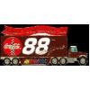 COKE NASCAR DALE JARRETT TEAM TRUCK DX