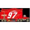 COKE NASCAR KURT BUSCH TEAM TRUCK DX