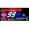 COKE NASCAR JEFF BURTON TEAM TRUCK DX