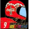 COKE NASCAR BILL ELLIOT HELMET DX