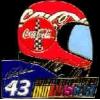 COKE NASCAR JOHN ANDRETTI HELMET DX