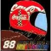 COKE NASCAR DALE JARRETT HELMET DX