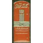 COCA COLA MACHINE MILLS 400C PIN