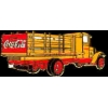 COKE COCA COLA 1949 TRUCK WOOD SIDE PIN