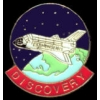 DISCOVERY SPACE SHUTTLE PIN