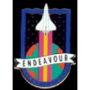 ENDEAVOUR SPACE SHUTTLE PIN
