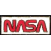 NASA SCRIPT BAR PIN