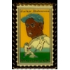 JACKIE ROBINSON PIN BASEBALL PIN STAMP PIN