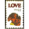 LOVE PUPPY STAMP PIN