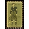 JIM THORPE STAMP PIN