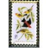 JOHN JAMES AUDUBON STAMP PIN