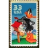 DAFFY DUCK STAMP PIN
