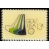 GOLF PIN STAMP PIN