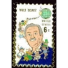 WALT DISNEY PIN STAMP PIN DX