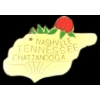 TENNESSEE PIN STATE SHAPE PIN