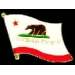 CALIFORNIA PIN STATE FLAG PIN