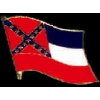 MISSISSIPPI PIN STATE FLAG PIN