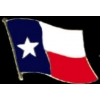 TEXAS PIN STATE FLAG PIN