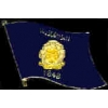 WISCONSIN PIN STATE FLAG PIN