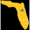 FLORIDA PIN STATE SHAPE PIN