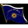 CONCH REPUBLIC KEY WEST FLORIDA FLAG PIN DX