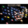 STATE FLAGS COMPLETE SET OF 50 STATE FLAG PINS