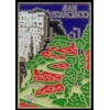 CITY OF SAN FRANCISCO LOMBARD STREET PIN