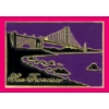 CITY OF SAN FRANCISCO GOLDEN GATE BRIDGE PIN SHORE VIEW PIN