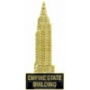 EMPIRE STATE BUILDING PIN NEW YORK CITY PIN