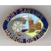 PORT SAN LUIS HARBOR DISTRICT PIN