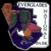 EVERGLADES NATIONAL PARK PIN