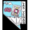CITY OF LAS VEGAS, NV CITY HOOVER DAM STATE SHAPE PIN