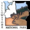 YELLOWSTONE PIN NATIONAL PARK PINS