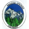 CITY OF PAGOSA SPRINGS, CO MOUNTAINS SCENIC CITY PIN