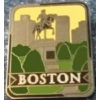CITY OF BOSTON, MA PUBLIC GARDEN LAPEL, HAT PIN