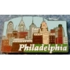 City Of Philadelphia, Pennsylvania Pin Skyline Lapel Hat Pins