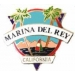 CITY OF MARINA DEL REY, CA CALIFORNIA HARBOR SCENE HAT, LAPEL PIN