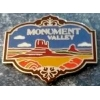 MONUMENT VALLEY PANORAMIC VIEW PIN