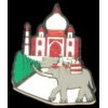 INDIA COUNTRY SCENE PIN