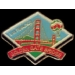 CITY OF SAN FRANCISCO GOLDEN GATE BRIDGE PIN