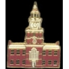Independence Hall Pin Philadelphia, Pennsylvania Hat Lapel Pins