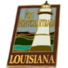 PORT PONTCHARTRAIN, LA LIGHTHOUSE PIN