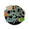 CITY OF LAS VEGAS, NEVADA PIN ITS VEGAS BABY PIN