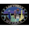 CITY OF LAS VEGAS, NV CASINOS SKYLINE PIN