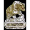 YELLOWSTONE GRIZZLEY BEAR PIN DX