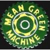 JOHN DEERE MEAN GREEN MACHINE LOGO LG PIN