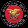 NRA NATIONAL RIFLE ASSOCIATION PIN